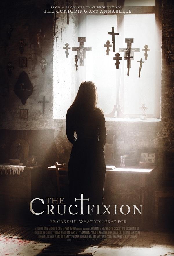 The Crucifixion kapak