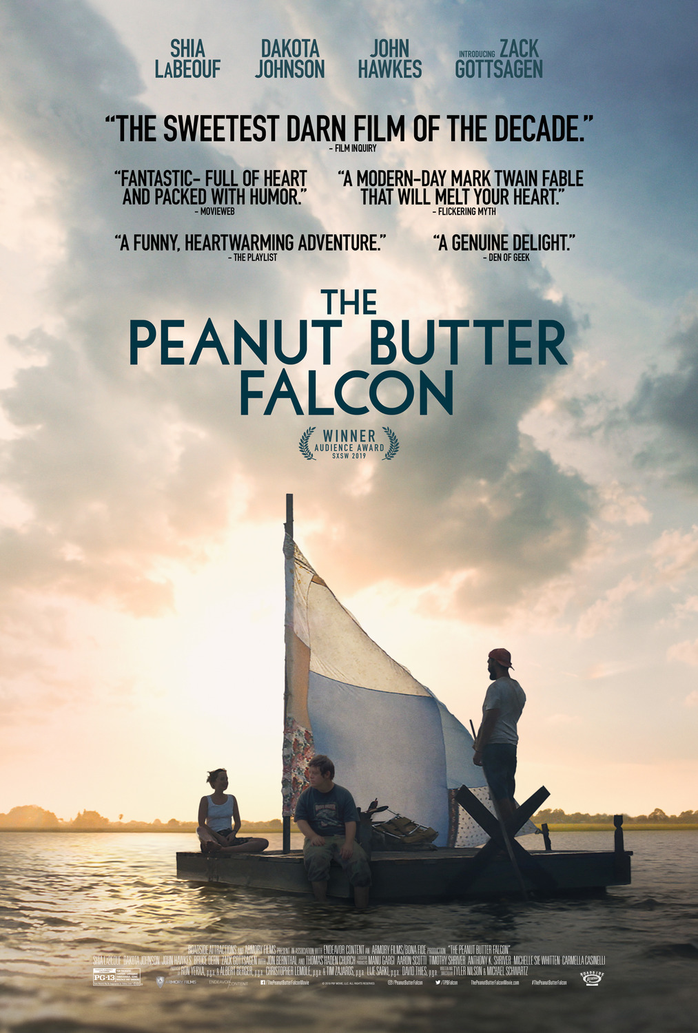 The Peanut Butter Falcon kapak