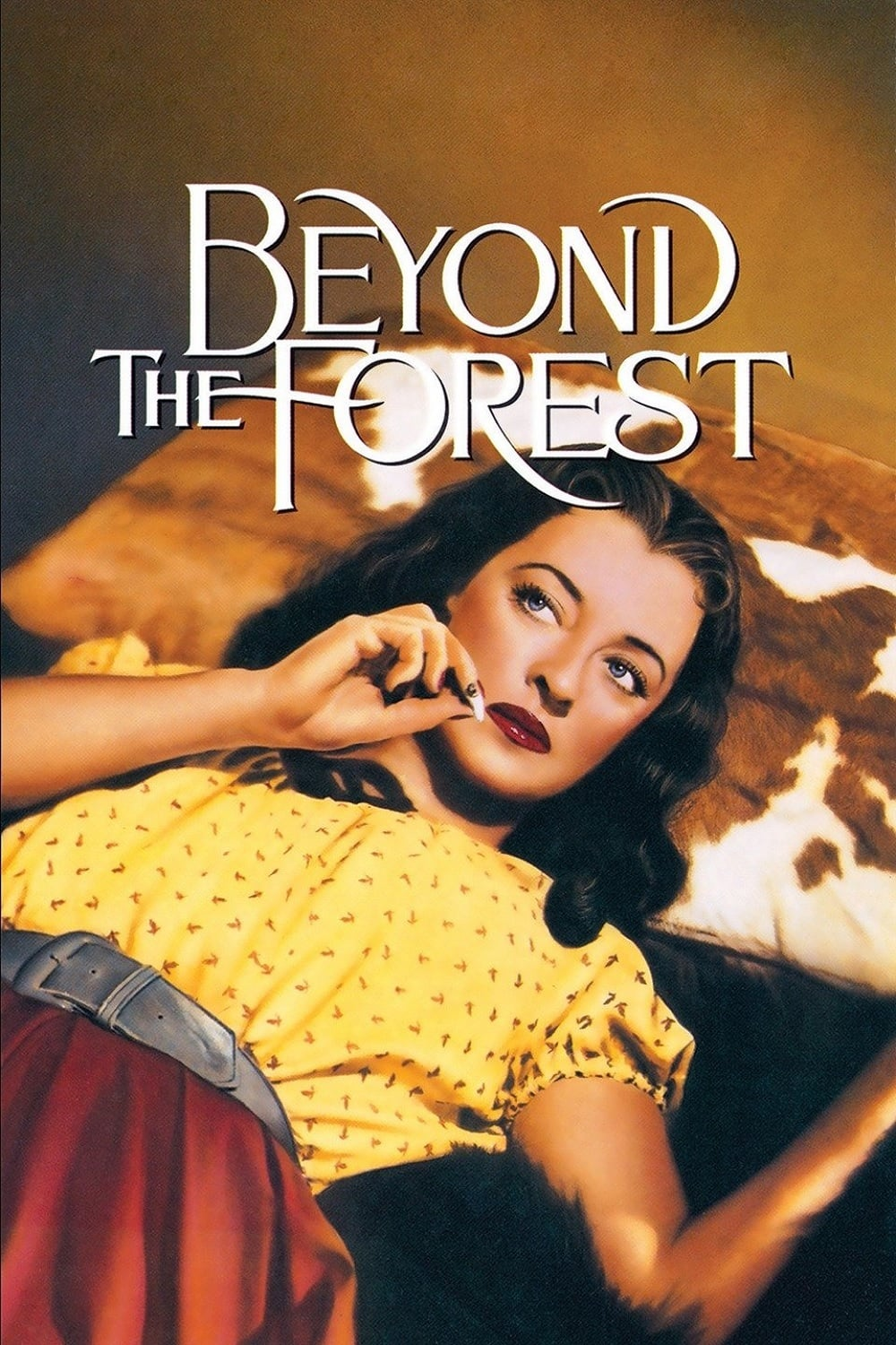 Beyond the Forest kapak