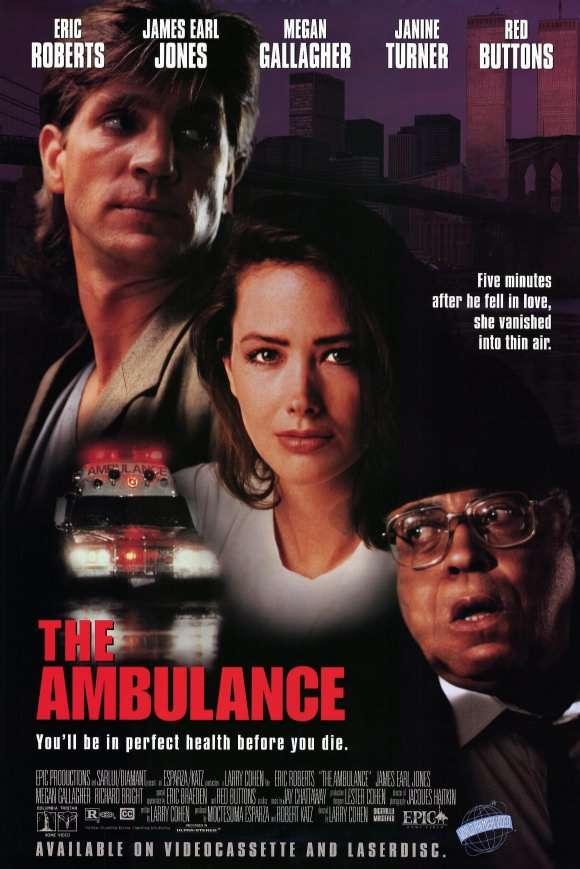 The Ambulance kapak