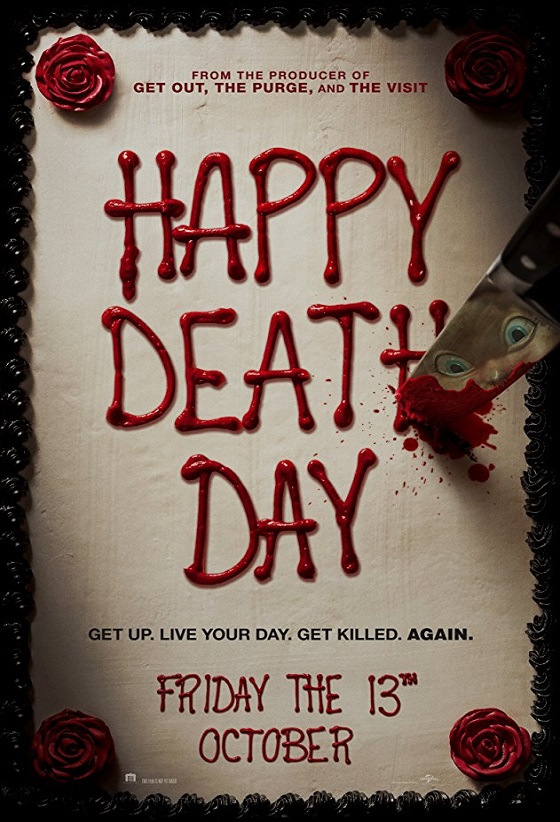 Happy Death Day kapak