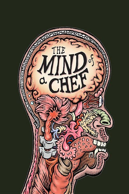 The Mind of a Chef kapak