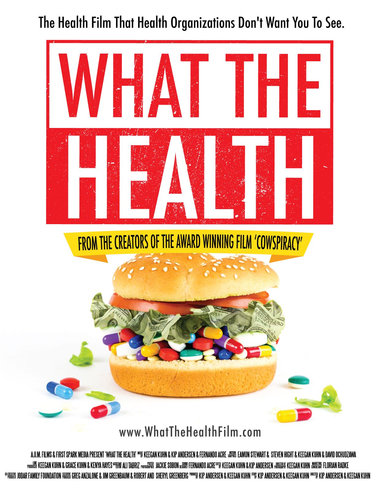What the Health kapak