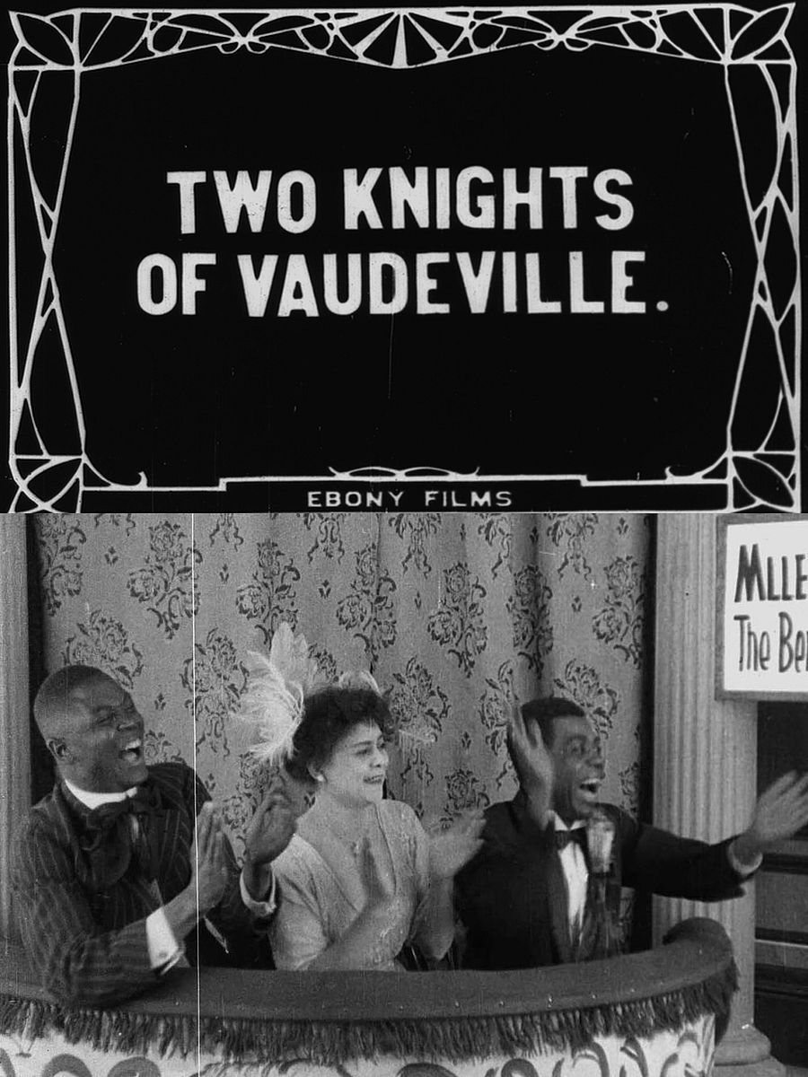 Two Knights of Vaudeville kapak