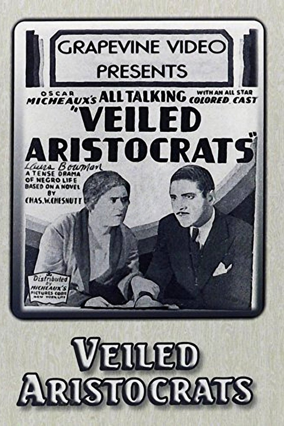 Veiled Aristocrats kapak