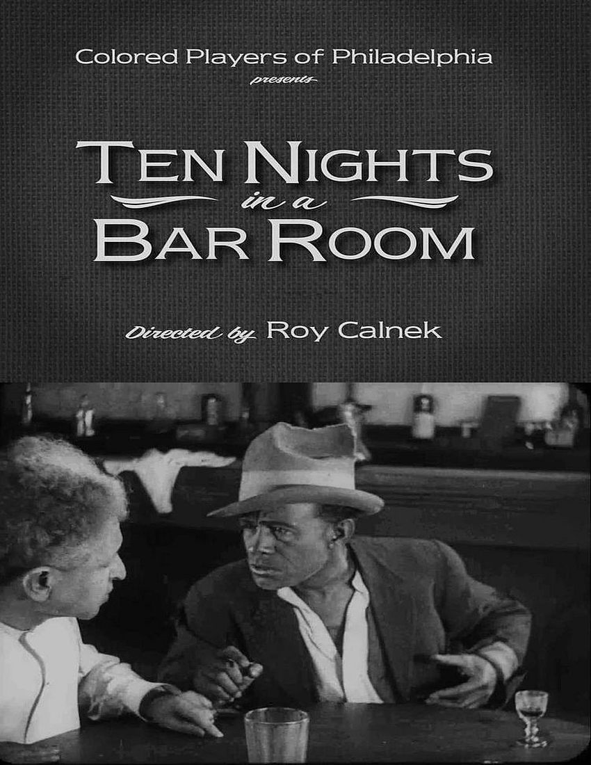 Ten Nights in a Barroom kapak