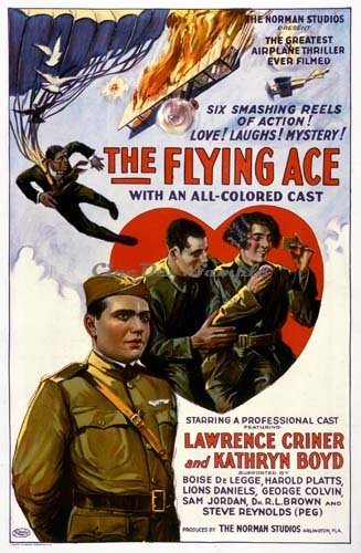 The Flying Ace kapak