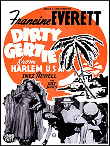 Dirty Gertie from Harlem U.S.A. kapak