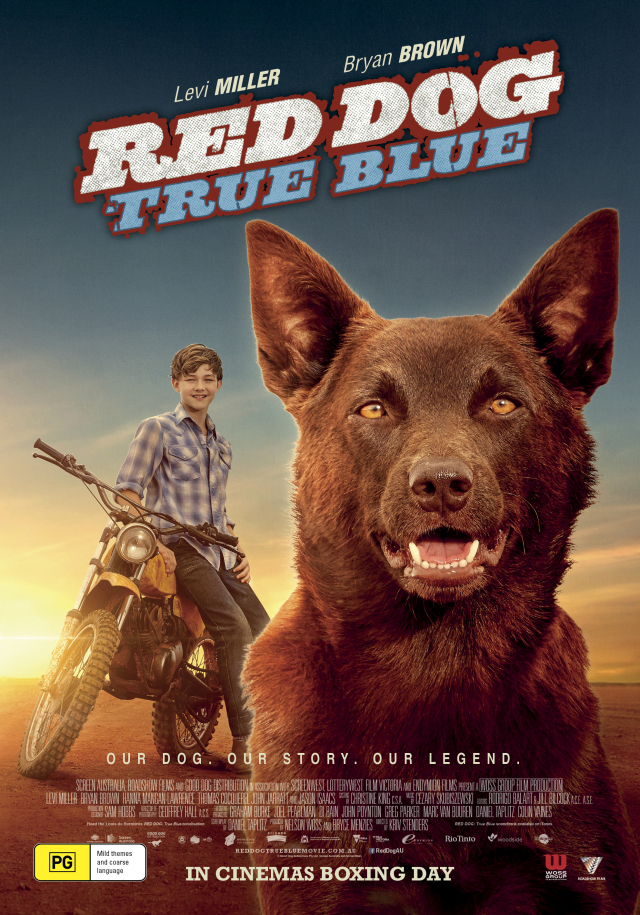 Red Dog: True Blue kapak