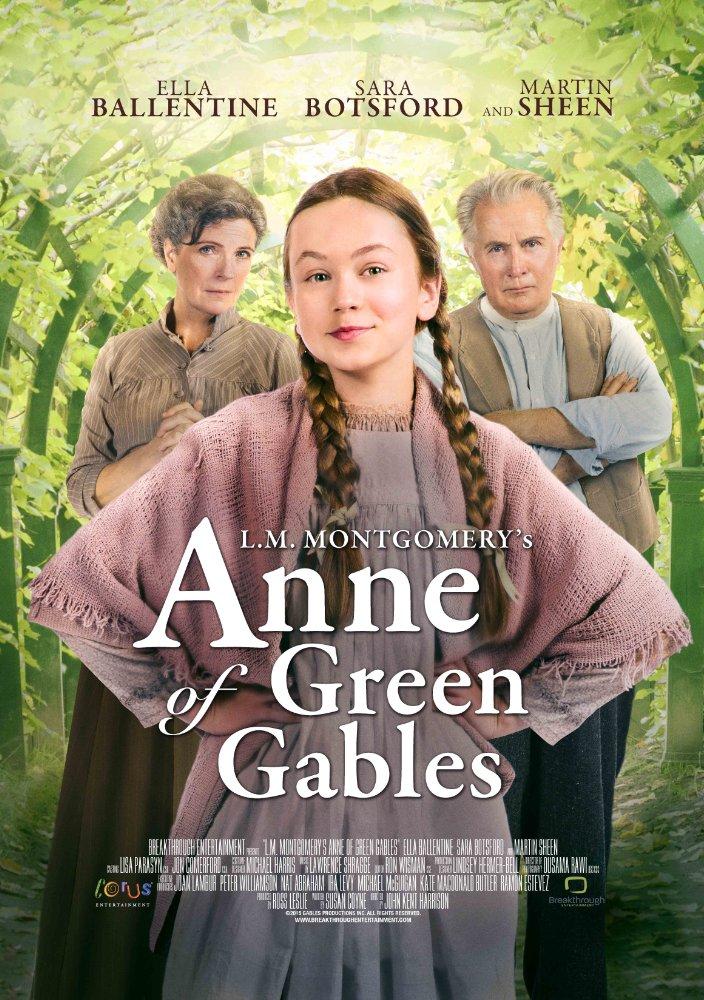 Anne of Green Gables kapak