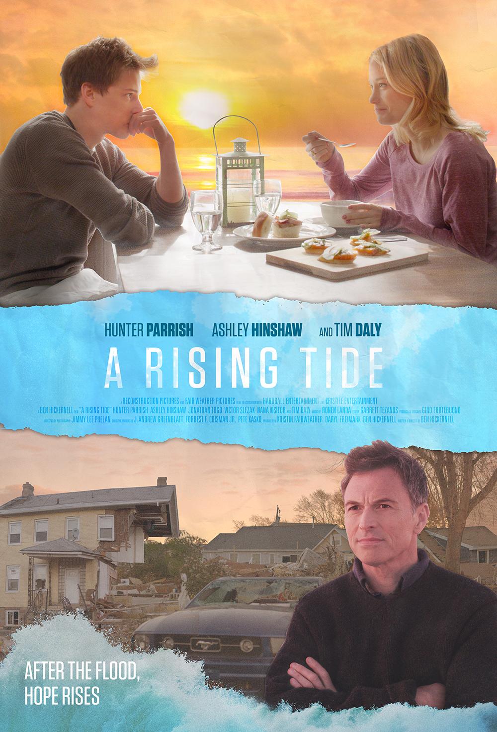 A Rising Tide kapak