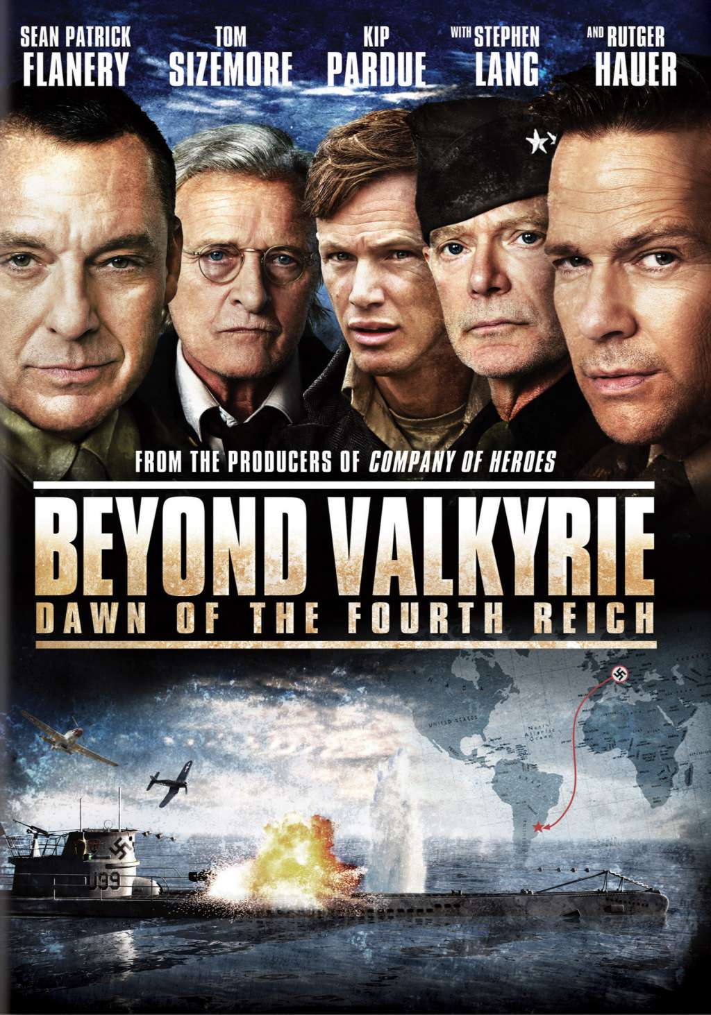 Beyond Valkyrie: Dawn of the 4th Reich kapak