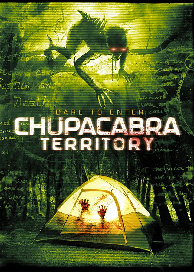 Chupacabra Territory kapak
