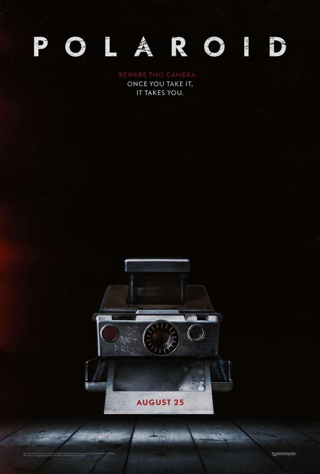 Polaroid kapak