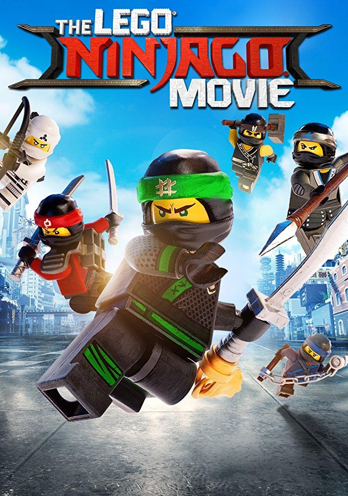 The LEGO Ninjago Movie kapak
