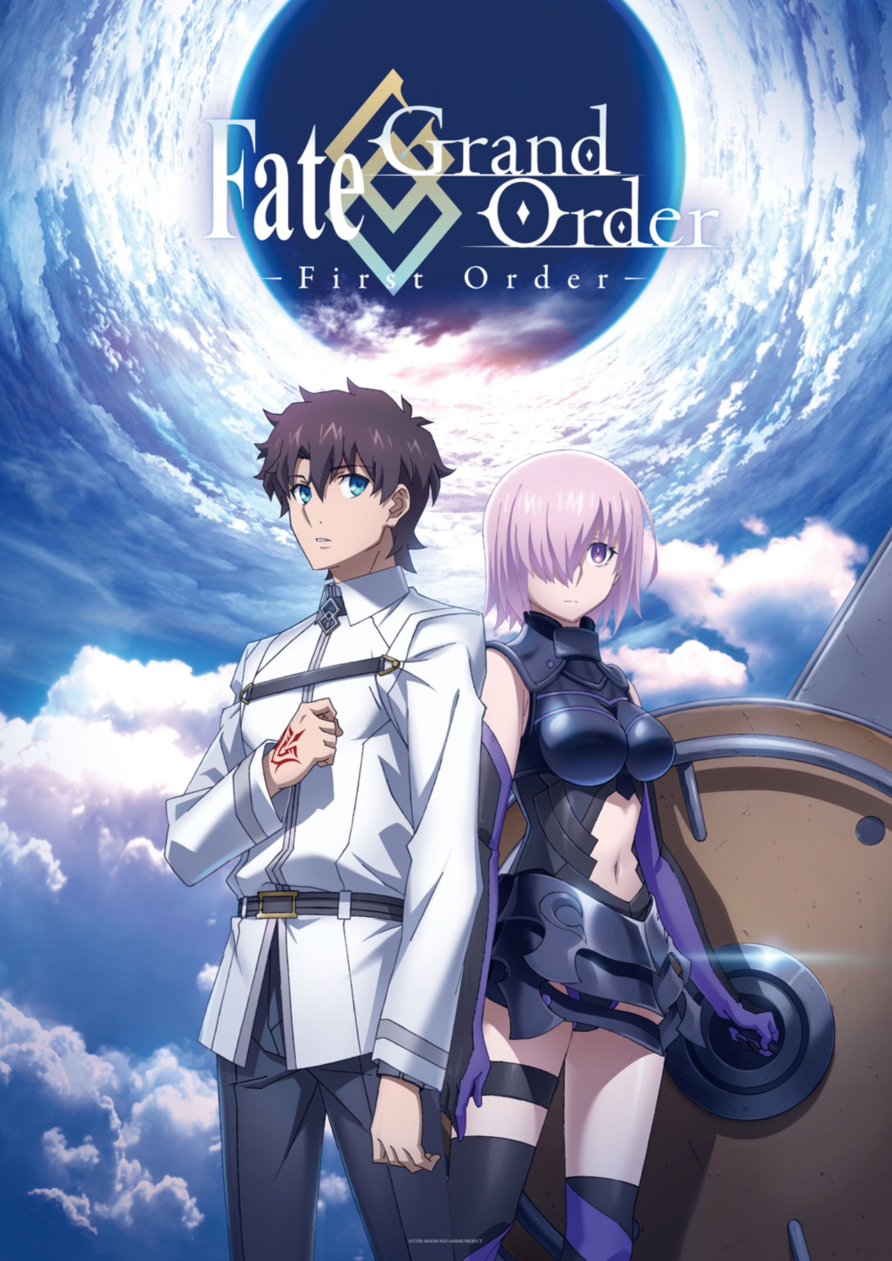 Fate/Grand Order: First Order kapak