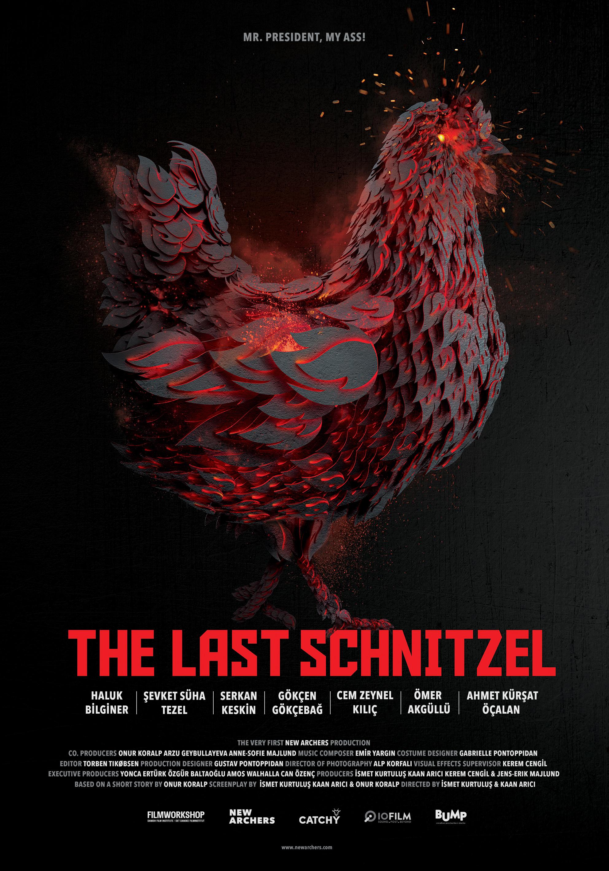 The Last Schnitzel kapak