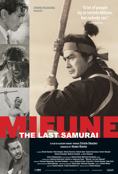 Mifune: The Last Samurai kapak
