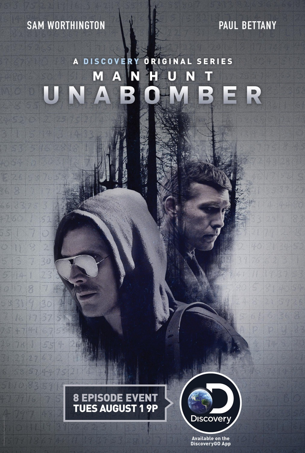 Manhunt: Unabomber kapak