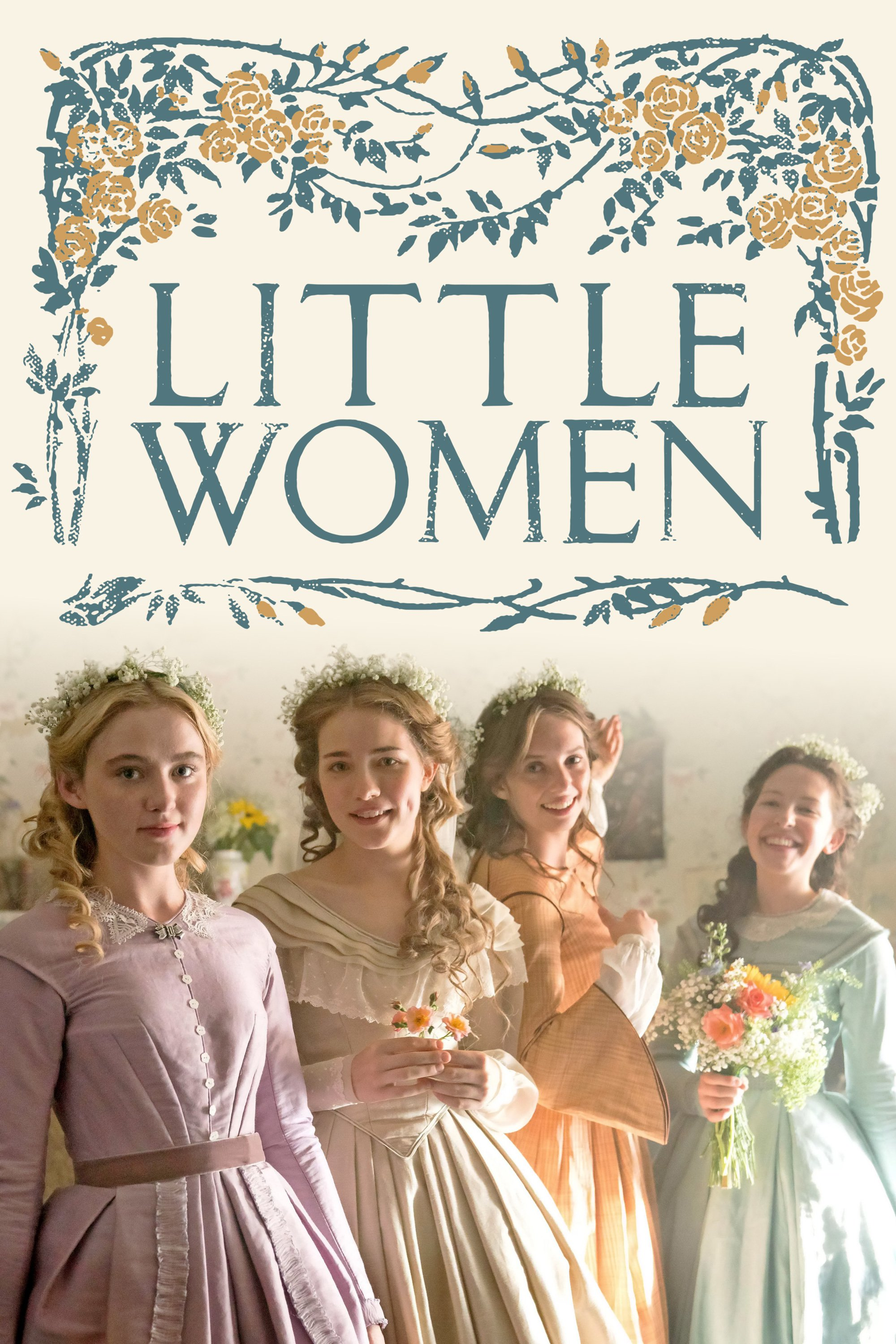 Little Women kapak