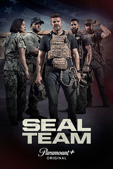 SEAL Team kapak