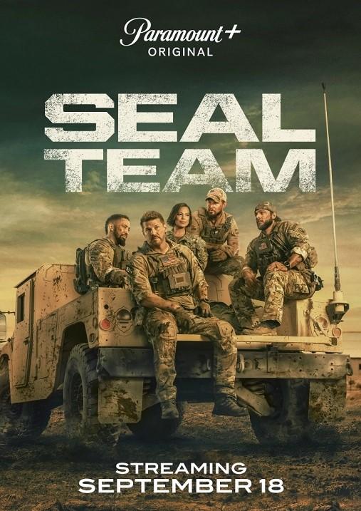 SEAL Team kapak