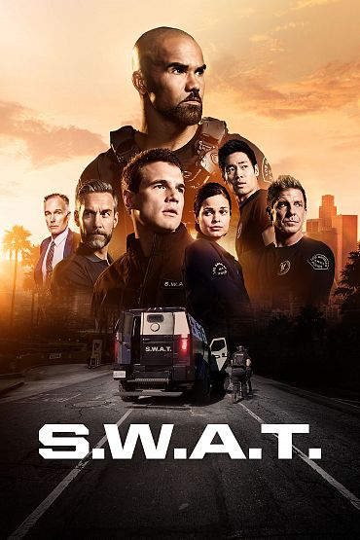 S.W.A.T. kapak