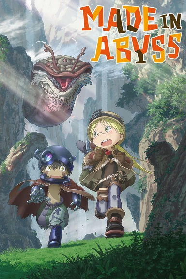 Made in Abyss kapak