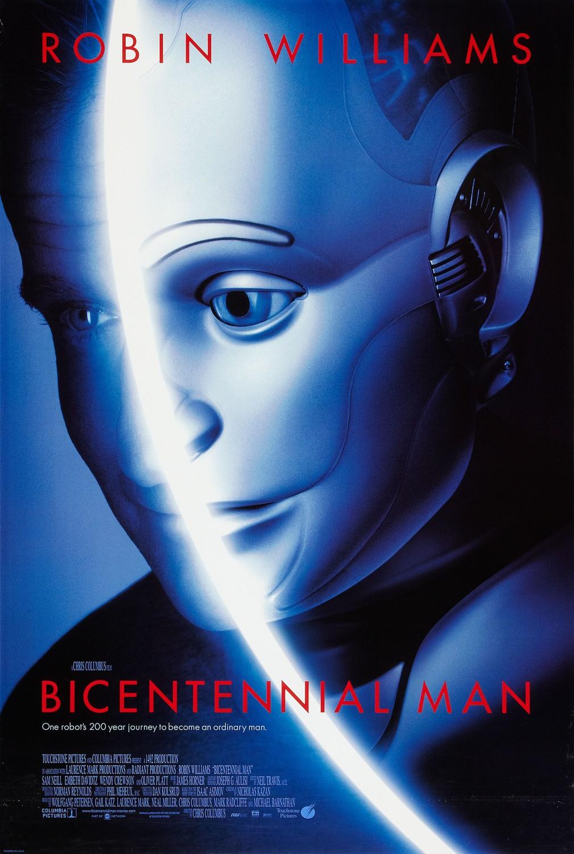Bicentennial Man kapak
