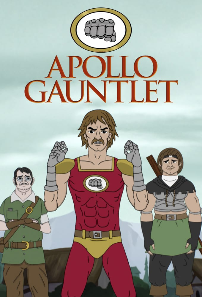 Apollo Gauntlet kapak