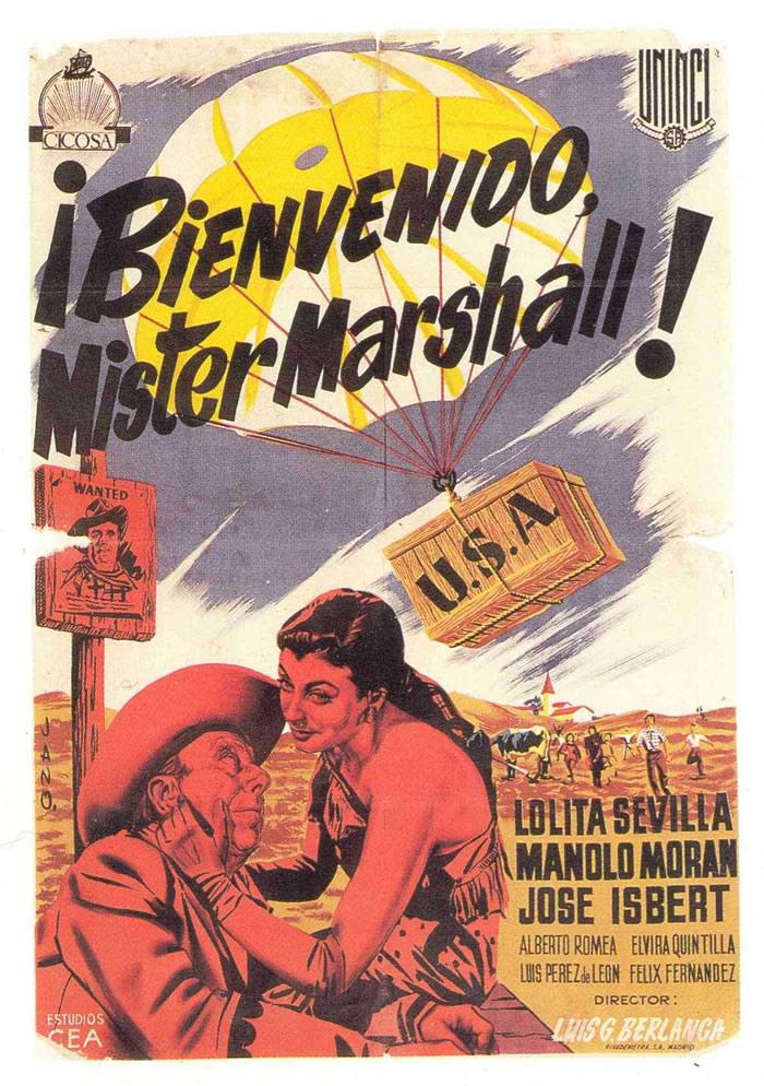Welcome Mr. Marshall! kapak