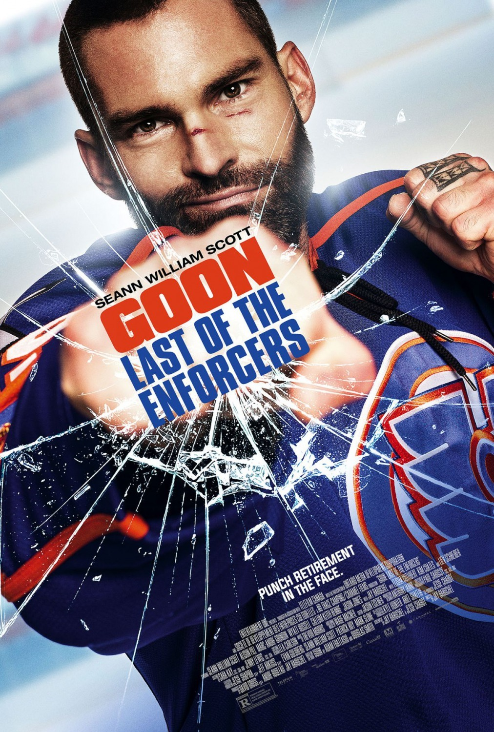 Goon: Last of the Enforcers kapak