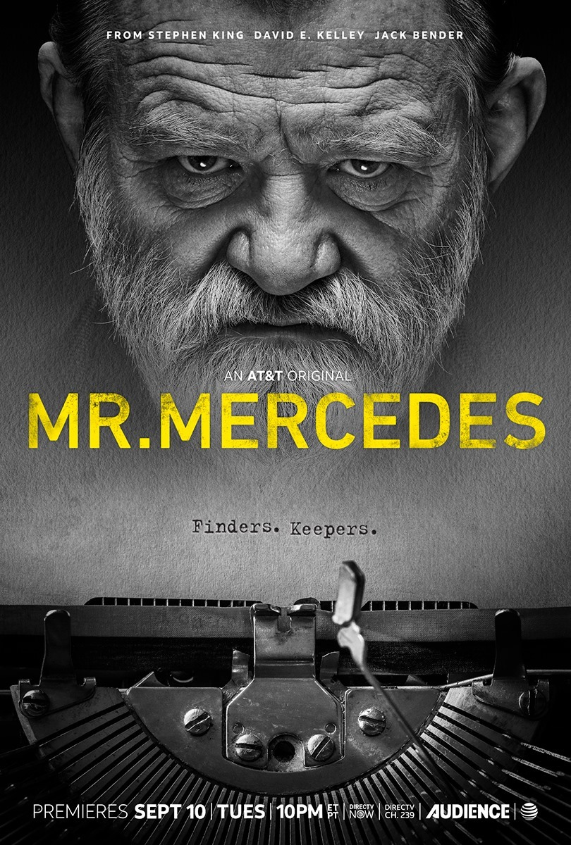Mr. Mercedes kapak