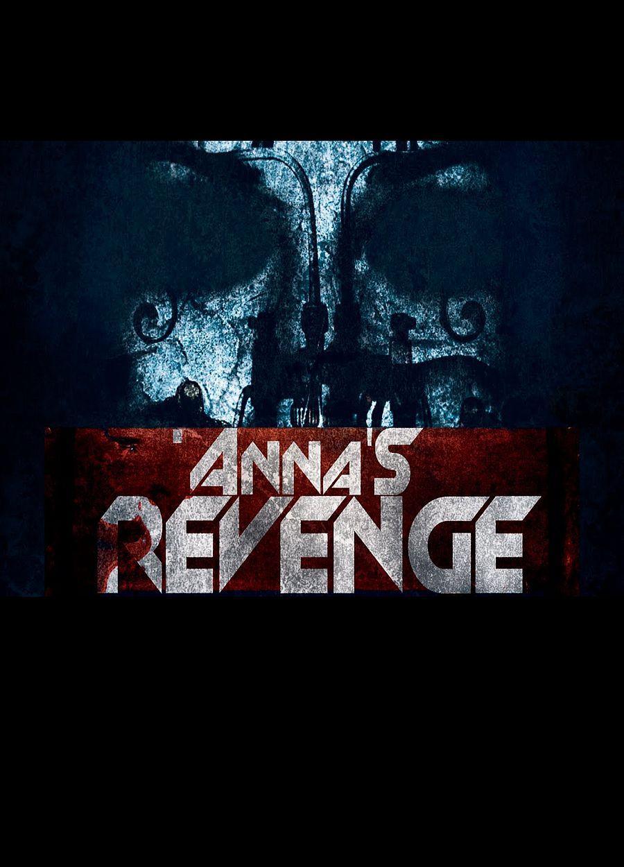 Anna's Revenge kapak