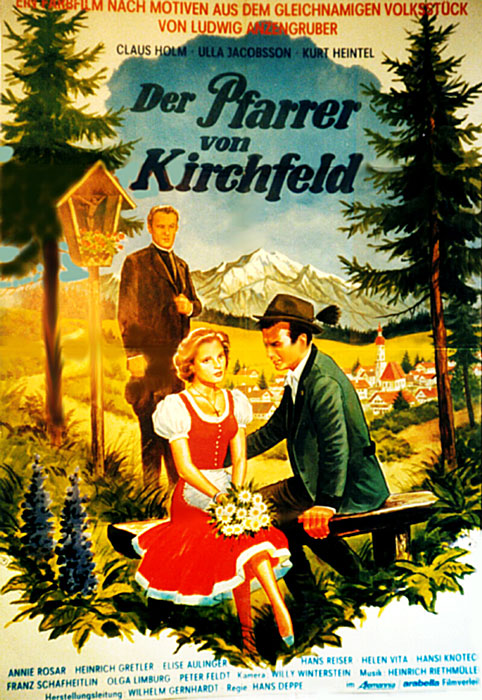 The Priest from Kirchfeld kapak