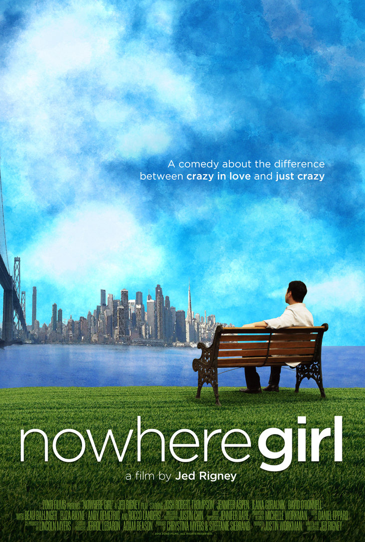 Nowhere Girl kapak