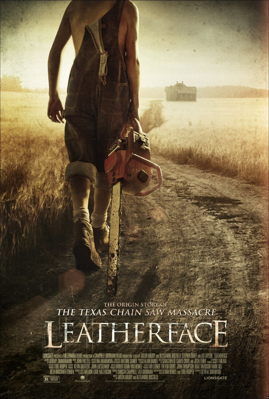 Leatherface kapak