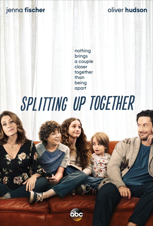 Splitting Up Together kapak