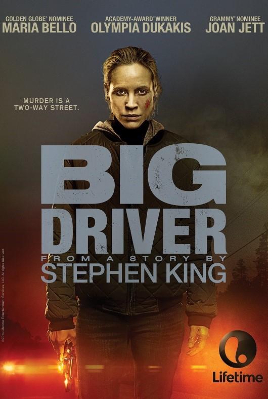 Big Driver kapak