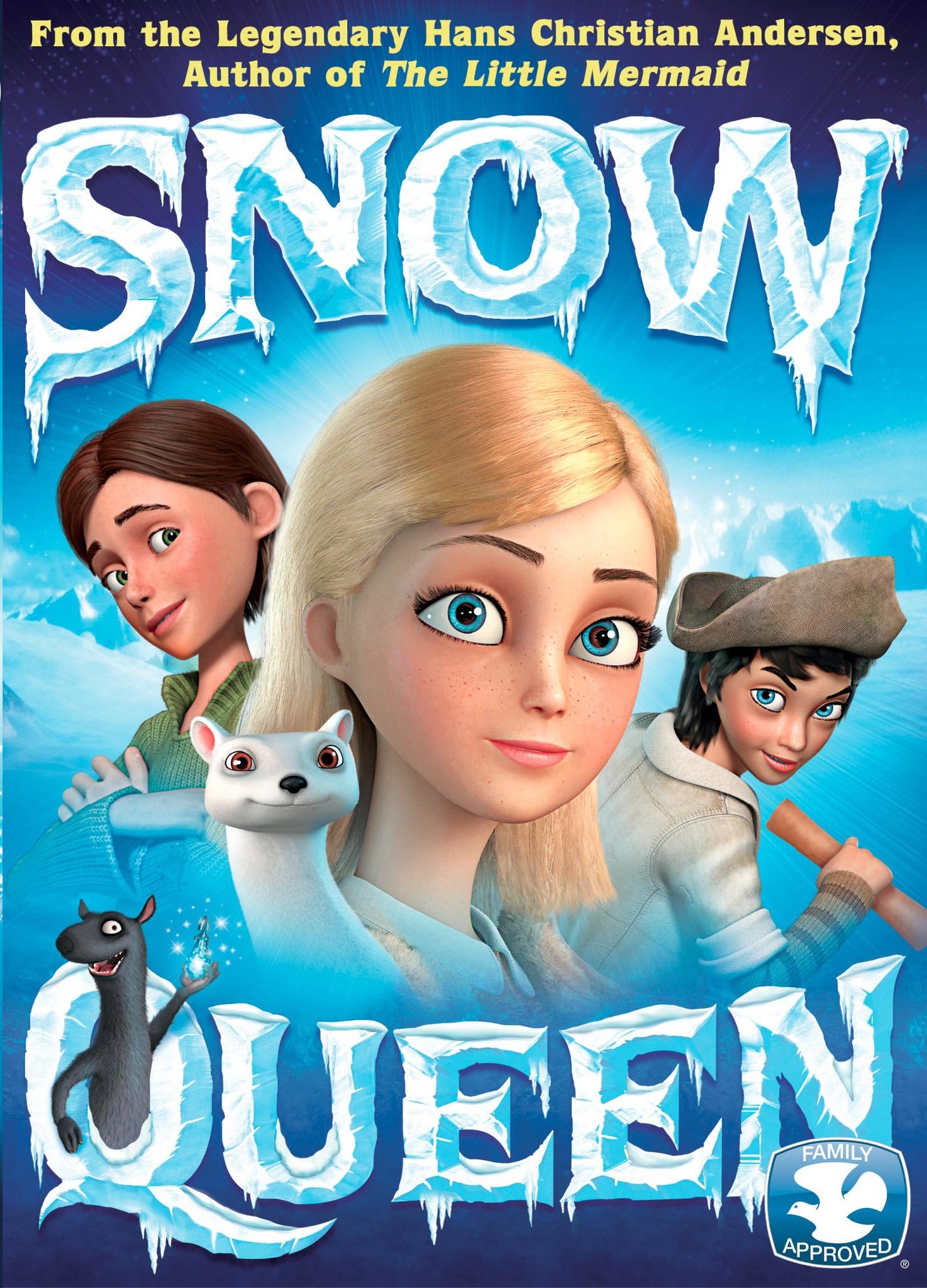 The Snow Queen kapak