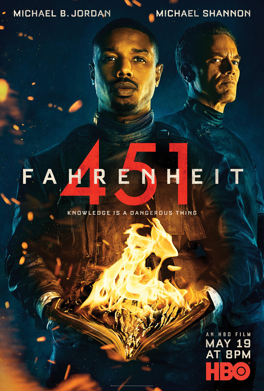 Fahrenheit 451 kapak