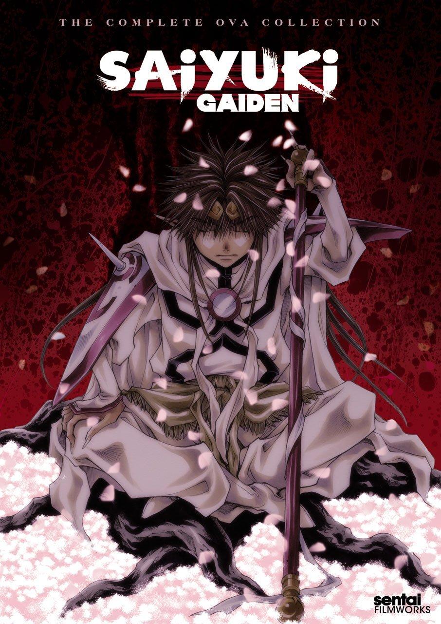 Saiyuki Gaiden kapak