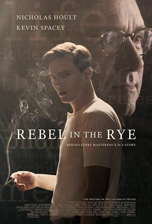 Rebel in the Rye kapak