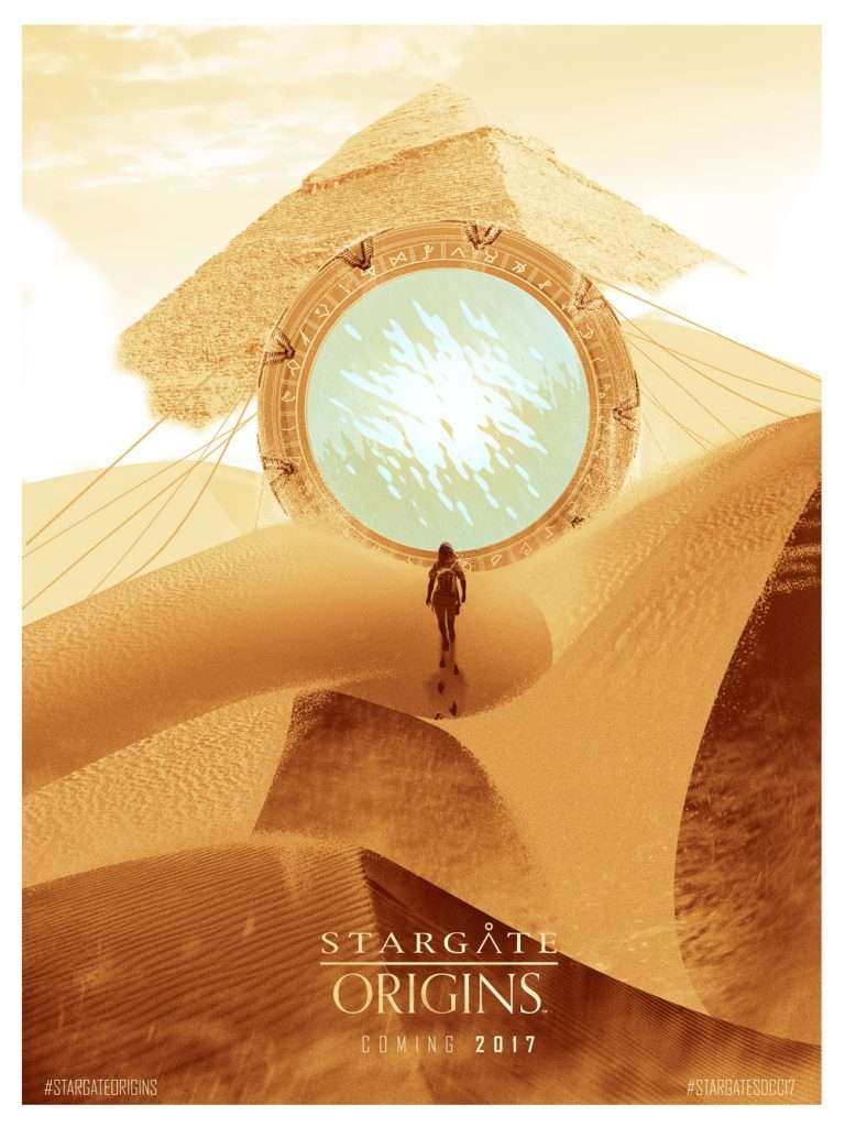 Stargate Origins kapak