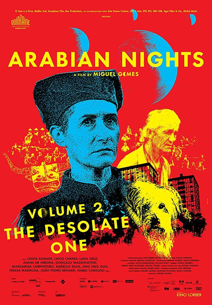 Arabian Nights: Volume 2 - The Desolate One kapak