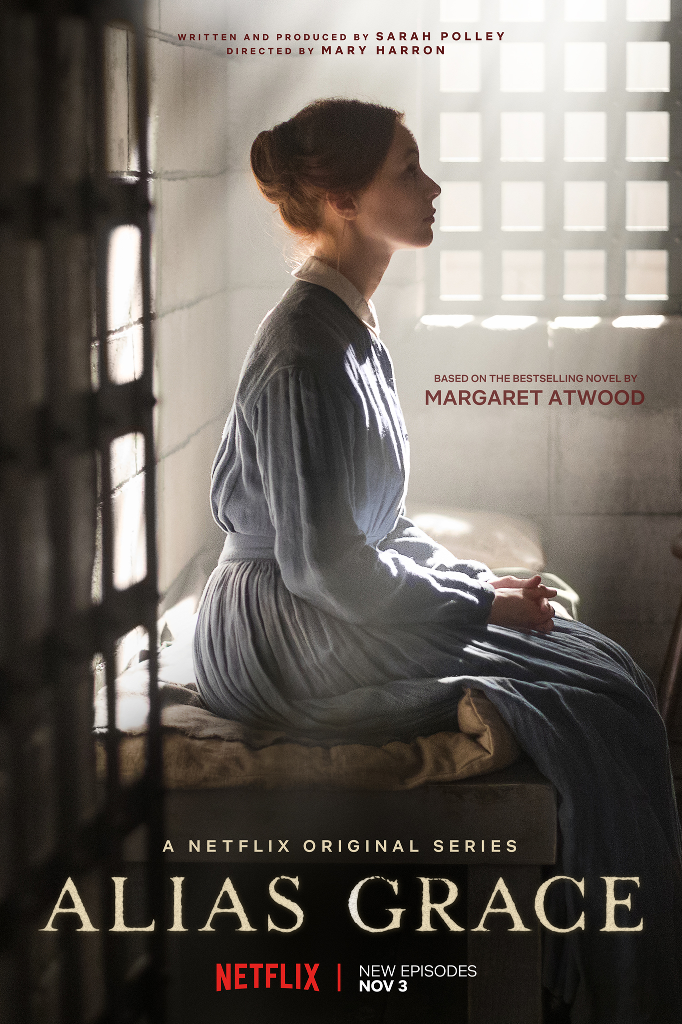 Alias Grace kapak