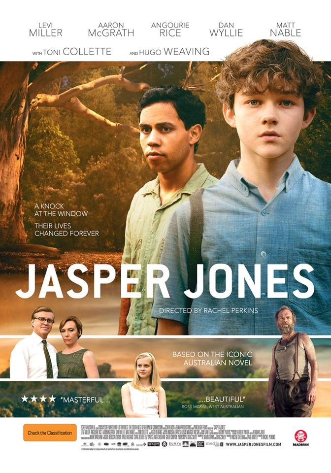 Jasper Jones kapak