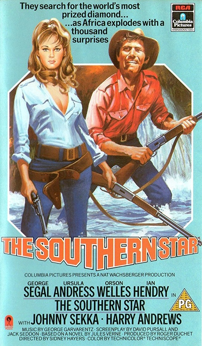 The Southern Star kapak
