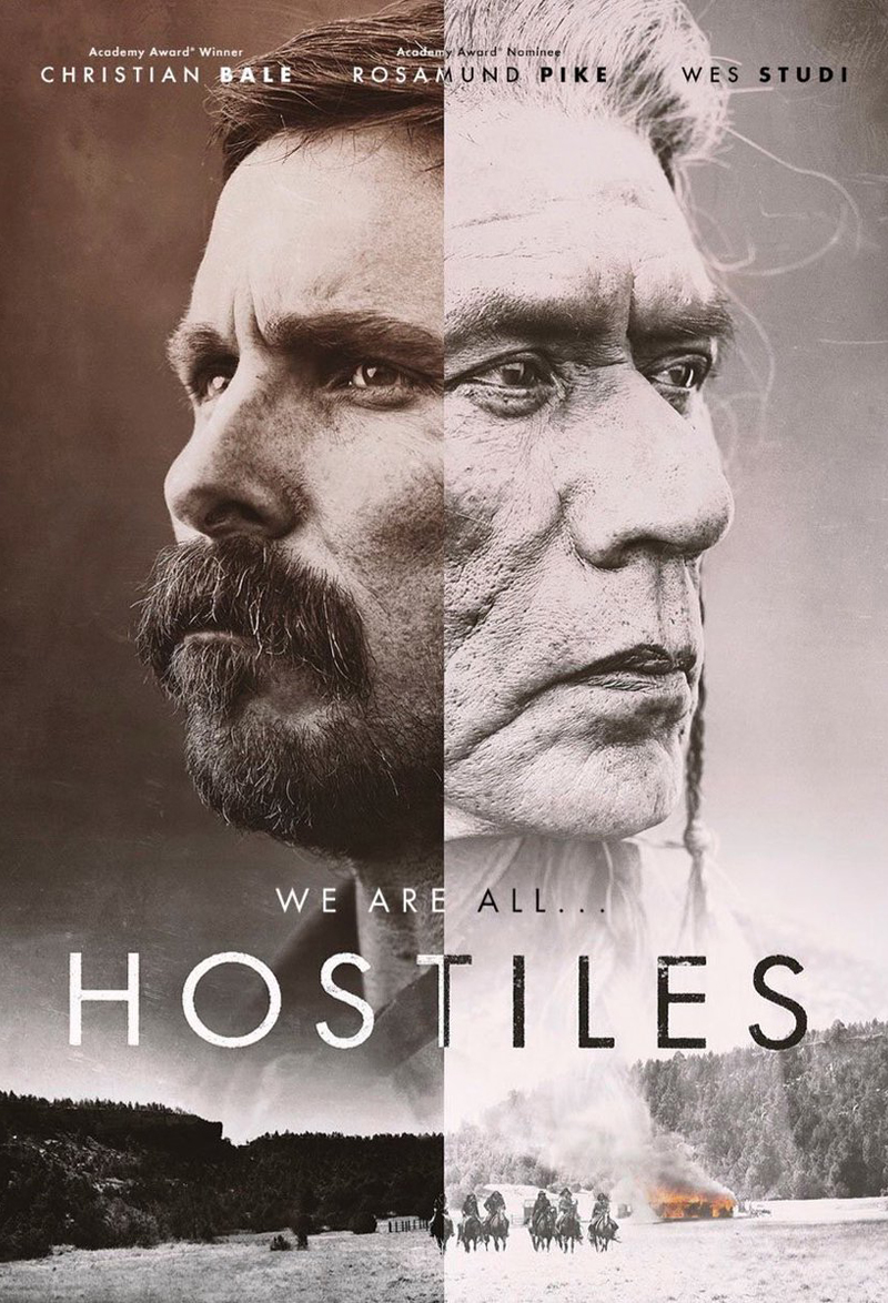 Hostiles kapak