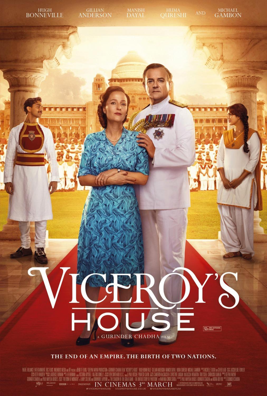 Viceroy's House kapak